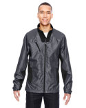 88807 Ash City - North End Men's Aero Interactive Two-Tone Lightweight Jacket