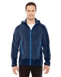 88810 Ash City - North End Sport Red Men's Vortex Polartec Active Fleece Jacket