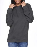 9301 Next Level Unisex French Terry Pullover Hoodie