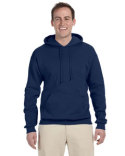 996 Jerzees Adult 8 oz., NuBlend® Fleece Pullover Hooded Sweatshirt