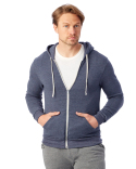 AA9590 Alternative Men's Rocky Eco-Fleece Zip Hoodie