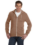 AA9590 Alternative Unisex Rocky Eco-Fleece Zip Hoodie
