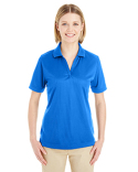 CE100W Core 365 Ladies' Pilot Textured Ottoman Polo