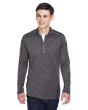 CE401 Ash City - Core 365 Men's Kinetic Performance Quarter-Zip