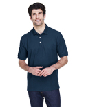 D100T Devon & Jones Tall Pima Piqué Short-Sleeve Polo