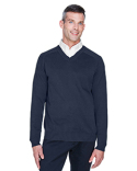 D475 Devon & Jones Men's V-Neck Sweater