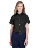 D620SW Devon & Jones Ladies' Crown Collection™ Solid Broadcloth Short Sleeve Shirt