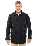 D982 Devon & Jones Men's Lightweight Basic Trench Jacket