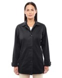 D982W Devon & Jones Ladies' Lightweight Basic Trench Jacket