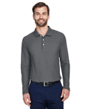 DG170 Devon & Jones Men's DRYTEC20™ Performance Long-Sleeve Polo