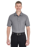 DG220 Devon & Jones Men's Pima-Tech™ Oxford Piqué Polo