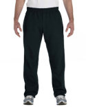 G184 Gildan Adult Heavy Blend™  13.3 oz./lin. yd., 50/50 Open-Bottom Sweatpants
