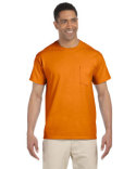G230 Gildan Adult Ultra Cotton® 10 oz./lin. yd. Pocket T-Shirt