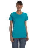G500L Gildan Heavy Cotton™ Ladies' 8.8 oz./lin. yd. Missy Fit T-Shirt