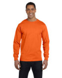 G840 Gildan DryBlend® Men's 9.3 oz./lin. yd., 50/50 Long-Sleeve T-Shirt