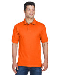 M200 Harriton 6 oz./yd² Ringspun Cotton Piqué Short-Sleeve Polo