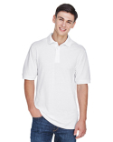 M265T Harriton Tall 5.6 oz./yd2 Easy Blend™ Polo