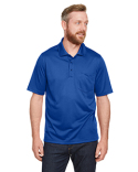 M348P Harriton Men's Advantage Snag Protection Plus IL Pocket Polo
