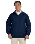 M710 Harriton Adult Microfiber Club Jacket