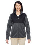 M745W Harriton Ladies' Task Performance Full-Zip Jacket