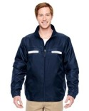 M770 Harriton Men's Fleece-Lined All-Season Jacket