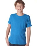 N6310 Next Level Boys' Tri-Blend Crew Tee