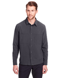 NE500 North End Men's Borough Stretch Performance Shirt