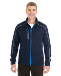 NE703 Ash City - North End Men's Endeavor Interactive Performance Fleece Jacket