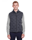 NE709 North End Men s Loft Pioneer Hybrid Vest