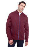 NE712 North End Men's Flux 2.0 Full-Zip Jacket