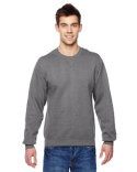 SF72R Fruit of the Loom Adult 12 oz./lin. yd. SofSpun® Crewneck Sweatshirt