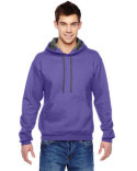 SF76R Fruit of the Loom Adult 7.2 oz., SofSpun® Hooded Sweatshirt